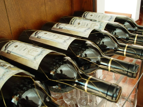 cata de vinos correcta