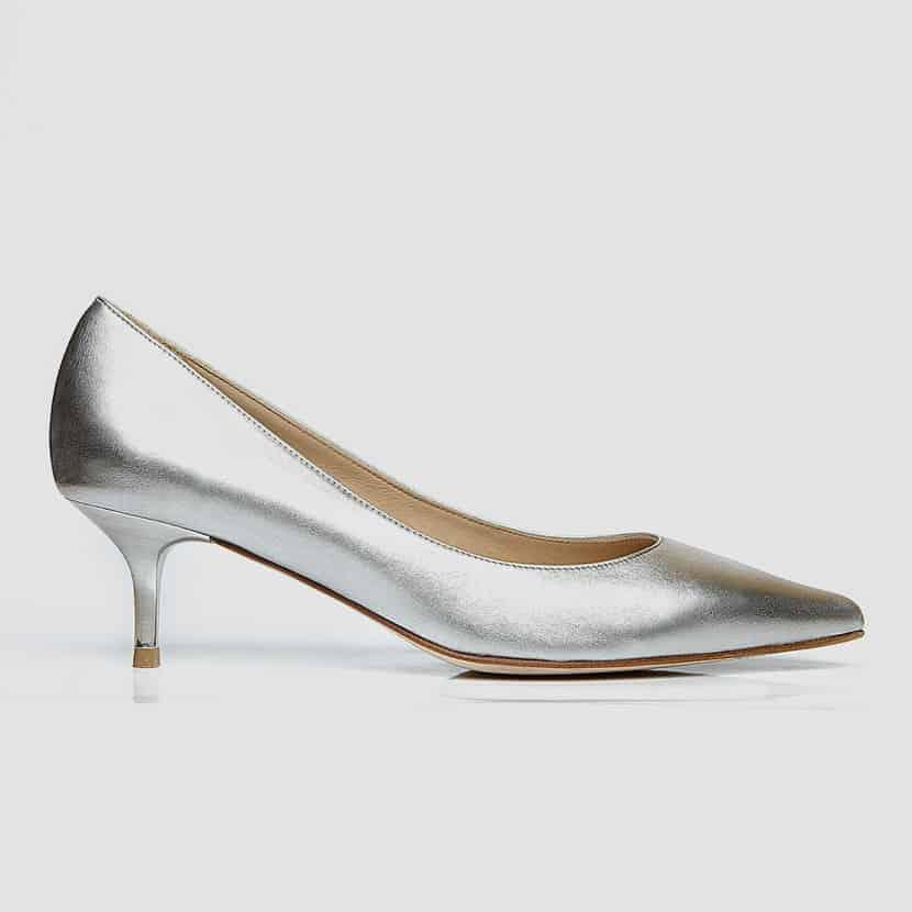 zapatos mujer punta fina