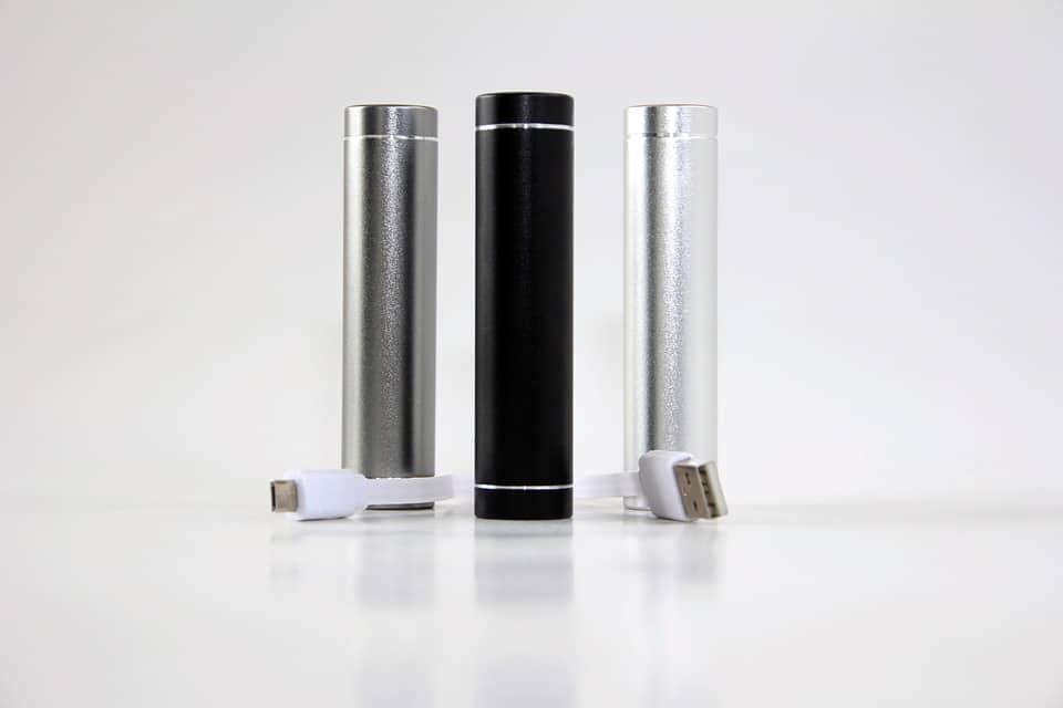 batería recargable externa