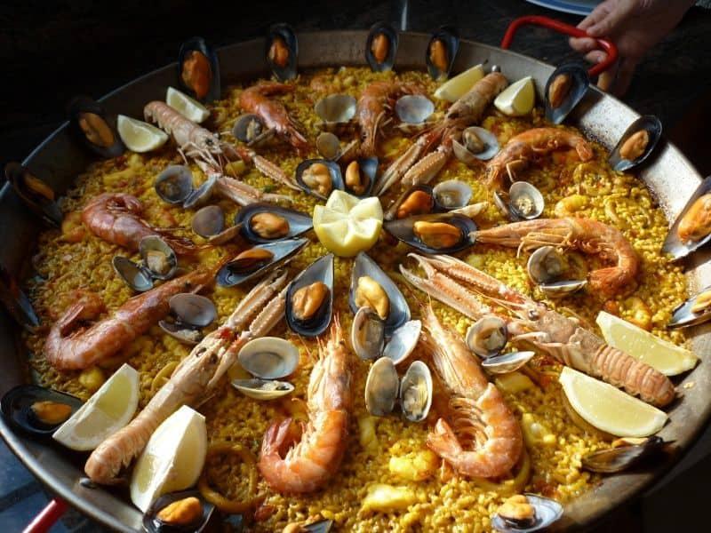 10 delicias de la gastronom a espa ola for Cocina tradicional espanola