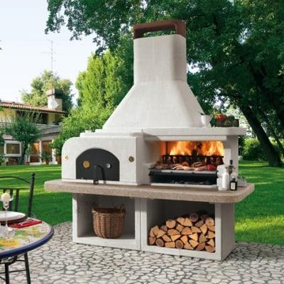 9 hornos de brasa originales para realizar barbacoas - Barbacoas y hornos de lena ...