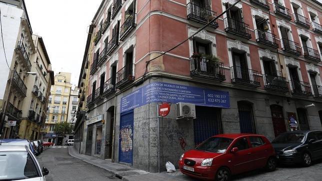 Casa maldita de la calle Antonio Grillo