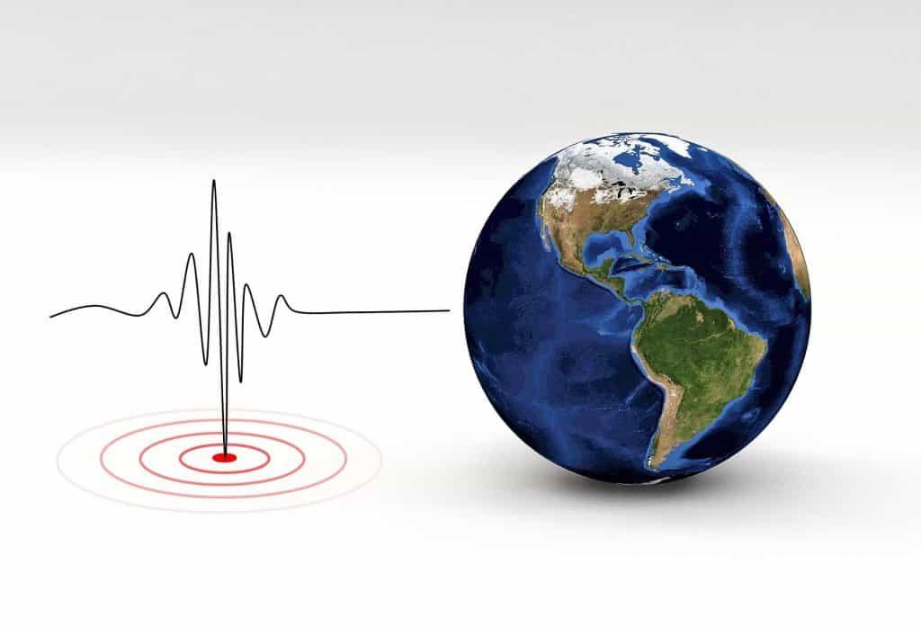 terremoto sismico