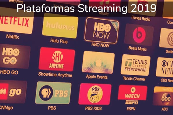 webs streaming 2019