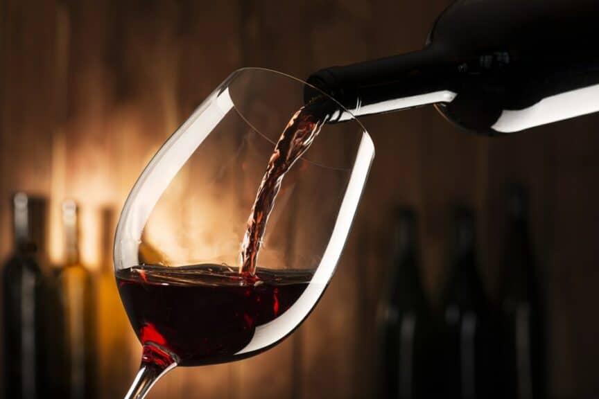 Rutas de vino para turismo